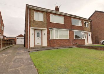Thumbnail 3 bed semi-detached house for sale in High Leys Road, Bottesford, Scunthorpe