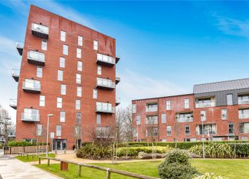 Thumbnail 2 bed flat for sale in Nevis Court, 1 Loch Crescent, Edgware