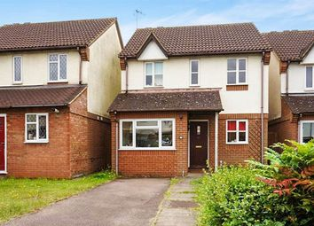 Thumbnail 3 bed detached house for sale in Cublands, Hertford