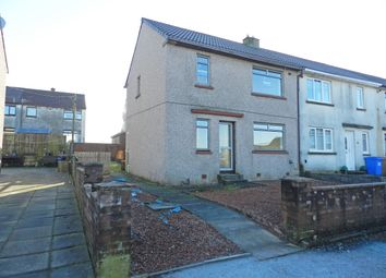 Thumbnail 2 bed end terrace house for sale in Ballochmyle Quadrant, Catrine, Mauchline
