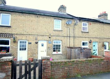 Thumbnail 2 bed terraced house for sale in Great North Road, Wyboston, Bedford
