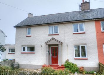 Thumbnail 3 bed semi-detached house to rent in Heugh Wynd, Craster, Alnwick