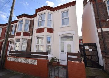 Thumbnail 3 bed end terrace house for sale in Buchanan Road, Wallasey, Wirral