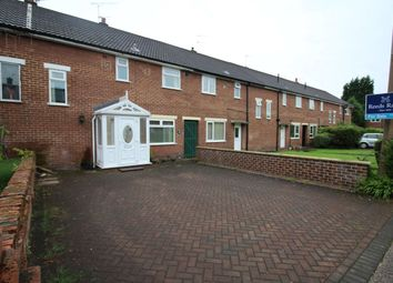 Thumbnail 3 bedroom terraced house for sale in Dorking Close, Offerton, Stockport