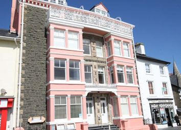 Thumbnail 2 bedroom flat for sale in 17 Glandyfi Terrace, Aberdovey