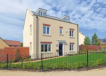 "Thumbnail 5 bed detached house for sale in ""The Lutyens"" at Pioneer Way, Bicester"