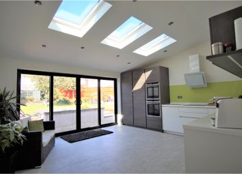Thumbnail 3 bed semi-detached house for sale in Caldbeck Close, Southmead