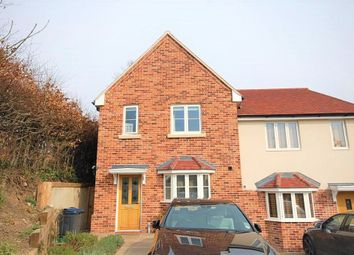 Thumbnail 3 bed end terrace house to rent in Barrells Down Road, Bishop's Stortford