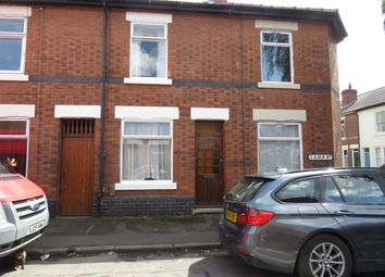 Thumbnail 3 bed terraced house for sale in Camp Street, Chester Green, Derby