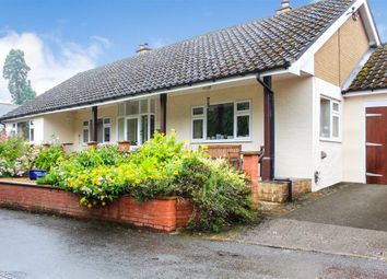 Thumbnail 3 bed bungalow for sale in Lydbury North, Shropshire