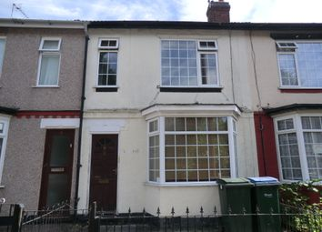 3 bed terraced house for sale in Harris Road, Stoke, Coventry CV3
