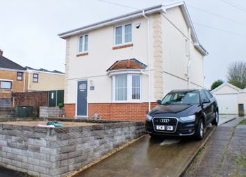 Thumbnail 3 bed detached house for sale in Blaen Cefn, Winch Wen, Swansea