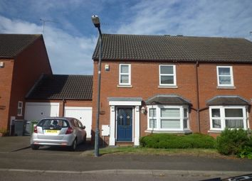 Thumbnail 3 bed semi-detached house to rent in Mulberry Close, Leamington Spa