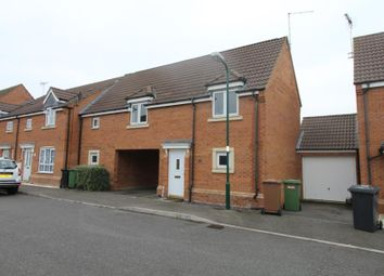 Thumbnail 2 bed maisonette for sale in Bayston Court, Peterborough