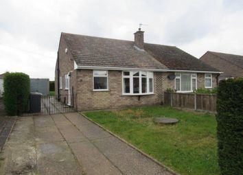 Thumbnail 3 bed semi-detached bungalow to rent in Mulberry Avenue, North Hykeham, Lincoln
