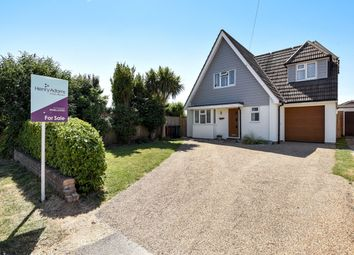 Thumbnail 3 bed detached house for sale in Bracklesham Lane, Bracklesham Bay