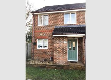 Thumbnail 2 bed terraced house for sale in Anders Corner, Bracknell, Berkshire