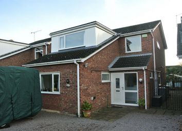Thumbnail 4 bed detached house for sale in Gladstone Street, Bourne, Lincolnshire