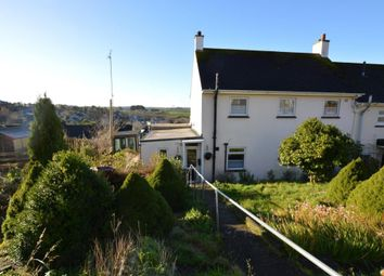 Thumbnail 3 bed end terrace house for sale in Lanchard Green, Liskeard, Cornwall