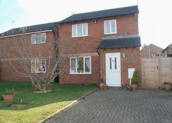 Thumbnail 3 bedroom detached house for sale in Aquitaine Close, Duston, Northampton