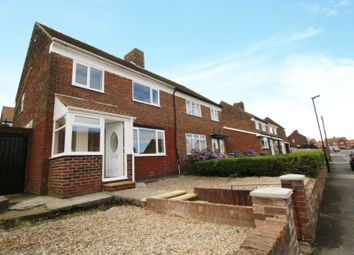 Thumbnail 3 bed semi-detached house for sale in Davison Avenue, New Silksworth, Sunderland