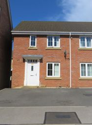 Thumbnail Semi-detached house to rent in Robin Road, Corby