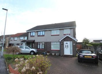 Thumbnail 3 bed semi-detached house for sale in Afton Drive, Renfrew, Renfrewshire