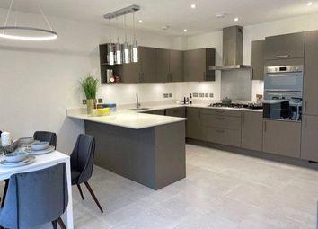 Aurum Green, Crockford Lane, Chineham, Hampshire RG24. 4 bed detached house for sale