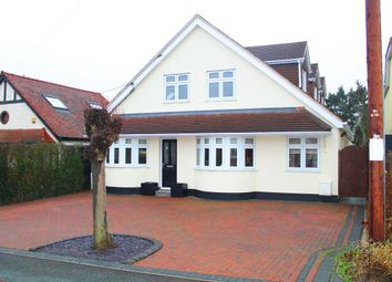Thumbnail 5 bed detached house for sale in Mount Pleasant Avenue, Hutton, Brentwood, Essex