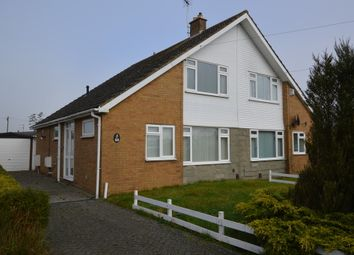 Thumbnail 2 bed semi-detached house for sale in Churchill Avenue, Melksham
