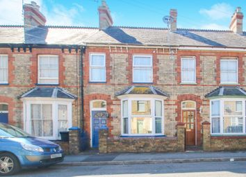 Thumbnail 3 bed terraced house for sale in Stephen Street, Taunton