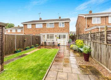 Thumbnail 3 bedroom semi-detached house for sale in Windrush Road, Berinsfield, Wallingford