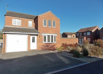 Thumbnail 4 bedroom detached house for sale in Hoselett Field Road, Long Eaton, Nottingham