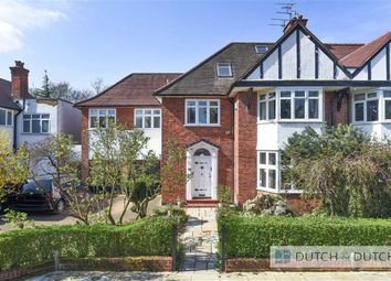 Thumbnail 6 bed property for sale in Harman Drive, Hocroft Estate, London