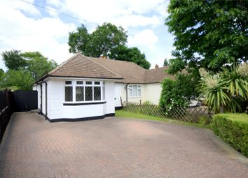 Thumbnail 3 bed semi-detached house for sale in Marley Close, Addlestone, Rowtown, Surrey