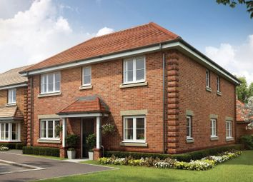 Thumbnail 4 bed detached house for sale in Beech Hill Road, Spencers Wood, Reading