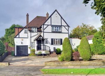 Thumbnail 3 bedroom detached house for sale in Lynwood Grove, Orpington