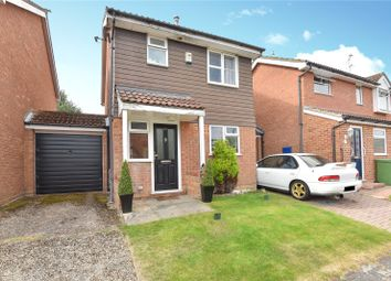 Thumbnail 2 bed link-detached house for sale in Caernarvon, Frimley, Camberley, Surrey