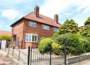 Thumbnail 3 bed semi-detached house to rent in North Leas Avenue, Scarborough