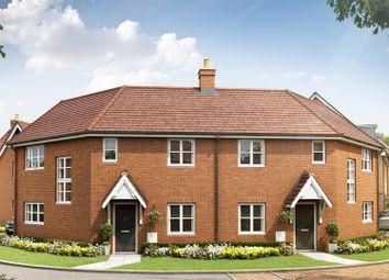 Thumbnail 3 bed semi-detached house for sale in Juniper Park, Bramley Road, Aylesbury