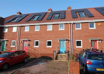 Thumbnail 4 bed terraced house for sale in Paleas Court, St Bernards Road, Bristol
