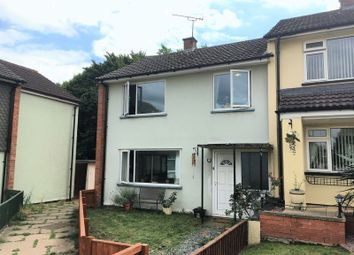 Thumbnail 3 bed terraced house for sale in Cheddon Road, Taunton