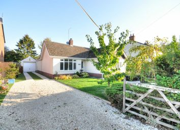 Thumbnail 3 bed detached house for sale in Chinnor Road, Towersey, Thame
