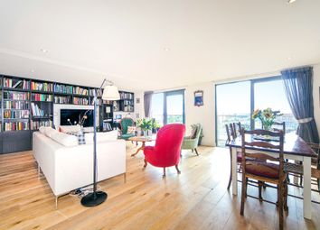 Thumbnail 2 bed flat for sale in Burke House, Dalston Square