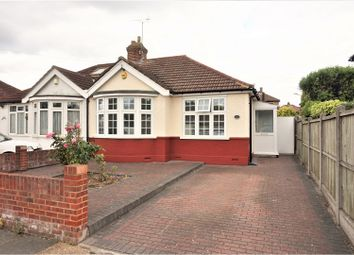 Thumbnail 2 bed semi-detached bungalow for sale in Parkside Avenue, Romford