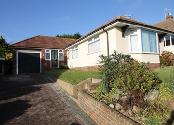 Thumbnail 2 bed detached bungalow for sale in Collinswood Drive, St. Leonards-On-Sea