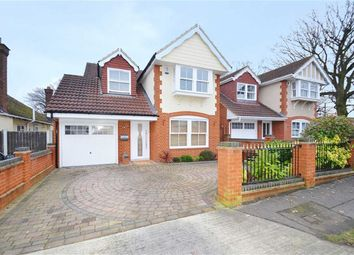 Thumbnail 4 bed property for sale in Ormonde Gardens, Leigh-On-Sea, Essex