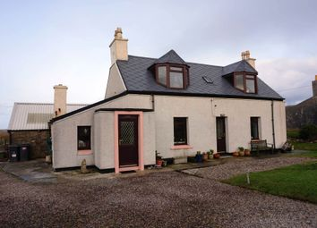 Thumbnail 4 bed detached house for sale in 15 Lionel, Ness, Isle Of Lewis