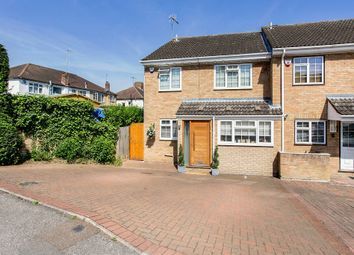 Thumbnail 4 bed semi-detached house for sale in The Squirrels, Bushey