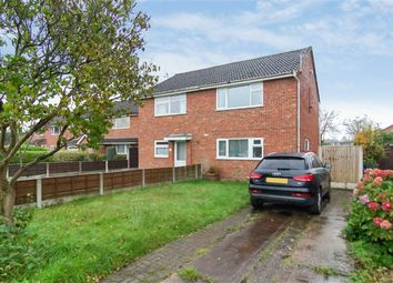 Thumbnail 3 bed semi-detached house for sale in Hawthorne Close, Congleton